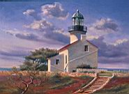 Paintings Lighthouses