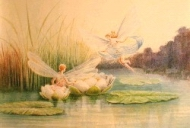 Paintings FlowerFairies_JG_Gregory